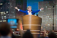 CHARLOTTE, NC - September 6, 2012 - Remarks by Jennifer Granholm former Governor of Michigan at the 2012 Democratic National Convention.