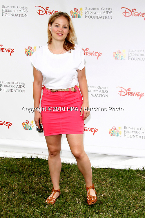 Erika Christensen.arrives at the 2010 A Time For Heroes  Benfiting the Elizabeth Glaser Pediatric Aids Foundation.Wadsworth Theater Grounds.Westwood, CA.June 13, 2010.©2010 HPA / Hutchins Photo..