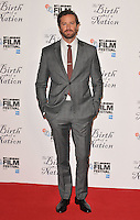 Armie Hammer at the &quot;The Birth of a Nation&quot; 60th BFI London Film Festival Headline gala screening, Odeon Leicester Square cinema, Leicester Square, London, England, UK, on Tuesday 11 October 2016.<br /> CAP/CAN<br /> &copy;CAN/Capital Pictures /MediaPunch ***NORTH AND SOUTH AMERICAS ONLY***