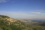 1-Moshav Amirim in the Upper Galilee