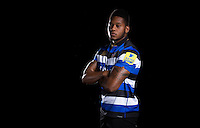 Levi Douglas poses for a portrait at a Bath Rugby photocall. Bath Rugby Media Day on August 24, 2016 at Farleigh House in Bath, England. Photo by: Rogan Thomson / JMP / Onside Images
