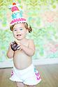 Baby F Cake Smash