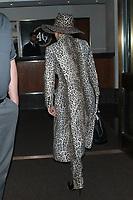 NEW YORK, NY - MAY 15: Lady Gaga seen on May 15, 2017 in New York City. Credit: DC/Media Punch
