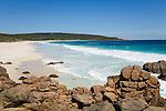 Smith's Beach at Yallingup in the Leeuwin-Naturaliste National Park, Western Australia, AUSTRALIA.