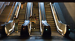 Washington DC Metro Escalators