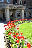 Martha Jefferson Hospital in Charlottesville, VA.