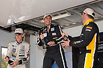 Round 13 Gold Class Podium: Angel Andres Benitez, Scott Tucker,  David Calvert-Jones