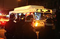 NYPD Shooting victim Kamani Gray Community Response in East Flatbush, Brooklyn