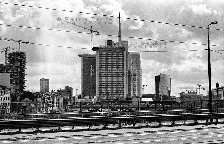 Milano garibaldi porta nuova marco becker photographer - Milano porta garibaldi station ...