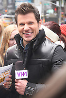 MAR 05 Nick Lachey at Vh1's Big Morning Buzz NY