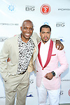 Guest and Johnny Nunez Attend The 2nd Annual Compound Foundation Benefit Honoring Academy Award-Winning Actor Louis Gossett, JR, Celebrity Photographer Johnny Nunez, Cartoon Network President & COO Stuart C. Snyder hosted by Ne-Yo and Kevin Hart Held at Private Location in East Hamptons, NY