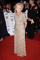 LONDON, UK. October 31, 2016: Mary Berry at the Pride of Britain Awards 2016 at the Grosvenor House Hotel, London.<br /> Picture: Steve Vas/Featureflash/SilverHub 0208 004 5359/ 07711 972644 Editors@silverhubmedia.com