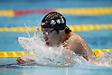Akihiro Yamaguchi (JPN), .APRIL 2, 2012 - Swimming : .JAPAN SWIM 2012 .Men's 100m Breaststroke Semi-final .at Tatsumi International Swimming Pool, Tokyo, Japan. .(Photo by YUTAKA/AFLO SPORT) [1040]