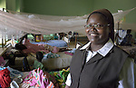 Sister Rosemary Oduol is matron of the St. Daniel Comboni Catholic Hospital in Wau, South Sudan. Odoul is a member of the Franciscan Missionary Sisters for Africa.