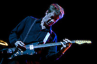 Nels Cline of Wilco in concert at The Palace, Melbourne, 26 March 2008