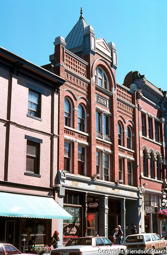 Victoria: Yates St.?  Photo '88.