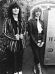 HEART 1981  Ann Wilson and Nancy Wilson