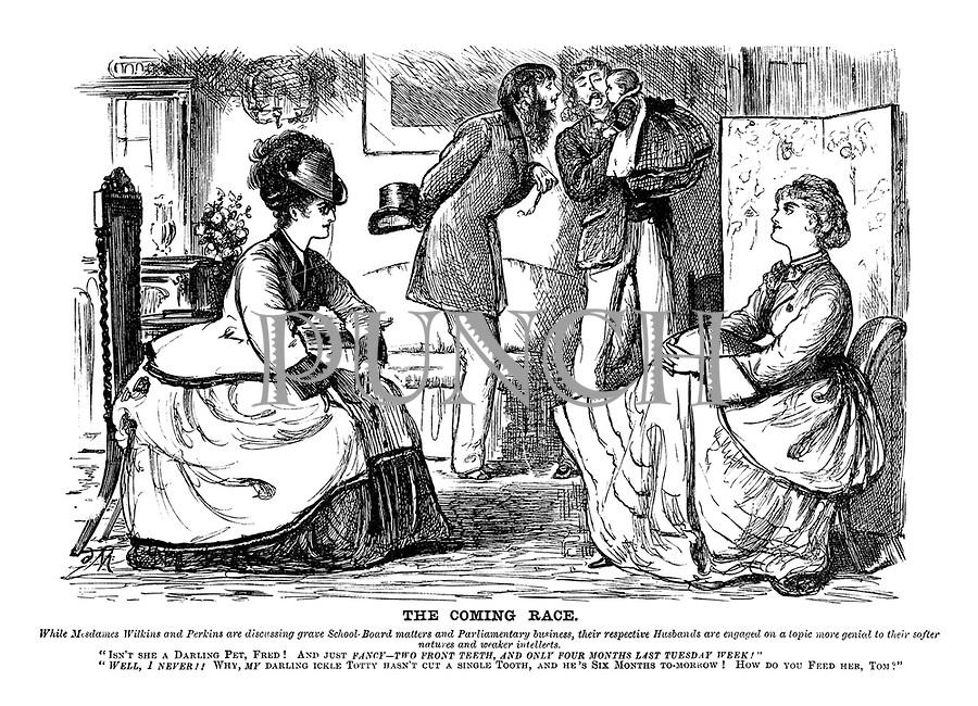 Ovulating Women Act Like Horny Men (Sort Of)