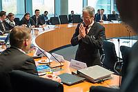 2015/11/05 Politik | NSA-Untersuchungsausschuss