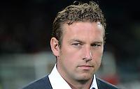 FUSSBALL   1. BUNDESLIGA  SAISON 2012/2013   7. Spieltag FC Augsburg - Werder Bremen          05.10.2012 Trainer Markus Weinzierl (FC Augsburg)
