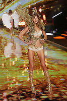 Constance Jablonski on the runway at the Victoria's Secret Fashion Show 2014 London held at Earl's Court, London. 02/12/2014 Picture by: James Smith / Featureflash
