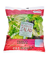 Bag of Fresh Salad - Oct 2013.