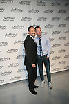 Hetrick-Martin Institute's Executive Director Thomas Krever and Jeffrey Kalinsky   Attend Jeffrey Fashion Cares 10th Anniversary New York Fundrasier Hosted by Emmy Rossum Held at the Intrepid, NY  4/2/13