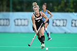 18 September 2015: Louisville's Tess Hannah (AUS). The University of North Carolina Tar Heels hosted the University of Louisville Cardinals at Francis E. Henry Stadium in Chapel Hill, North Carolina in a 2015 NCAA Division I Field Hockey match. UNC won the game 5-0.