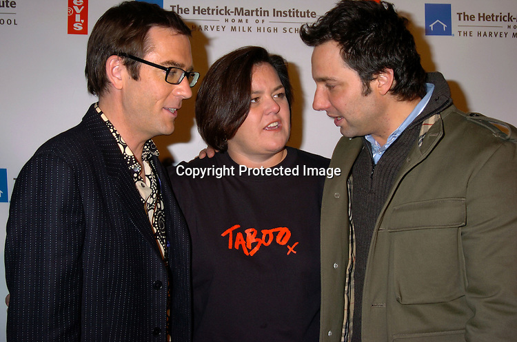 2223 Rosie O'Donnell and Ted and Thom.jpg | Robin Platzer ...