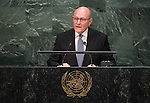 Statement by His Excellency Tammam Salam, President of the Council of Ministers of the Lebanese Republic