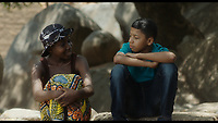 Wallay (2017)<br /> Makan Nathan Diarra and Mounira Kankole <br /> *Filmstill - Editorial Use Only*<br /> CAP/KFS<br /> Image supplied by Capital Pictures