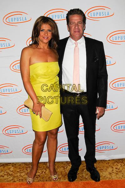 Glenn Frey with cool, cute, Wife Cindy Millican Frey
