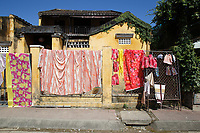 clothes line in Hoi An
