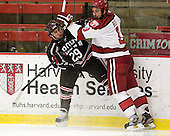 Massimo Lamacchia (Brown - 29), Danny Biega (Harvard - 9) - The Harvard University Crimson defeated the visiting Brown University Bears 3-2 on Friday, November 2, 2012, at the Bright Hockey Center in Boston, Massachusetts.