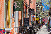New York City: Spring at Jones Street