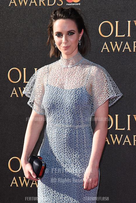 Kate O'Flynn at The Olivier Awards 2017 at the Royal Albert Hall, London, UK. <br /> 09 April  2017<br /> Picture: Steve Vas/Featureflash/SilverHub 0208 004 5359 sales@silverhubmedia.com
