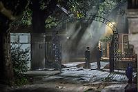 """Daniel Gillies as Elijah and Joseph Morgan as Klaus in the The Vampire Diaries spinoff """"The Originals"""""""