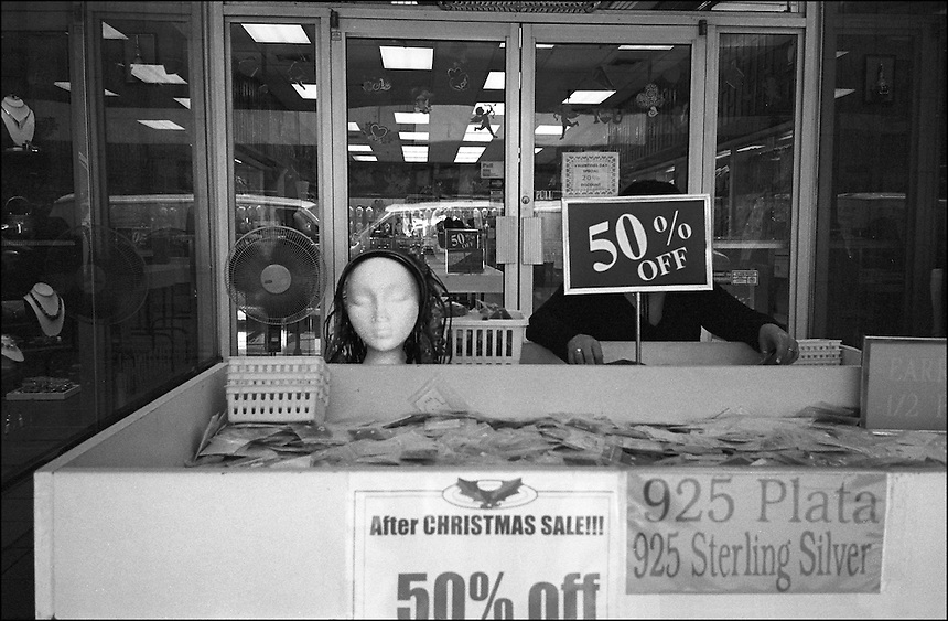 50% OFF<br /> From &quot;Miami in Black and White&quot; series<br /> Downtown Miami, Feb 2011