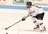 Haley Frade (PC - 21) - The Northeastern University Huskies defeated the visiting Providence College Friars 8-7 on Sunday, January 20, 2013, at Matthews Arena in Boston, Massachusetts.