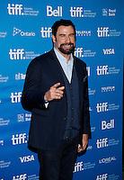 """SEP 12 """"The Forger"""" Photocall - 2014 Toronto International Film Festival"""