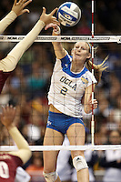 111215-NCAA Women's Volleyball National Semifinal #1 - UCLA vs. FSU