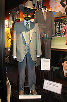 Wardrobe from &quot;Anchorman 2&quot;<br /> at the Celebration of Entertainment Awards Exhibit Opening, The Hollywood Museum, Hollywood, CA 02-19-14<br /> David Edwards/Dailyceleb.com 818-249-4998