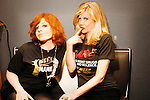 Julie Klausner, Kristen Johnston - G.L.O.C. [Gorgeous Ladies of Comedy] Re-Launch Party - Littlefield - Brroklyn, New York - May 2, 2012