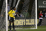 05 December 2008: . The University of North Carolina Tar Heels defeated the University of California Los Angeles Bruins 1-0 at WakeMed Soccer Park in Cary, NC in an NCAA Division I Women's College Cup semifinal game.