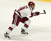 Jake Horton (Harvard - 19) - The Harvard University Crimson defeated the Providence College Friars 3-0 in their NCAA East regional semi-final on Friday, March 24, 2017, at Dunkin' Donuts Center in Providence, Rhode Island.