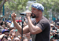 Common at the Third Street Promenade on Tuesday, July 31, 2007..