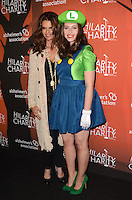 LOS ANGELES, CA - OCTOBER 15: Maria Shriver and Lauren Miller at Hilarity for Charity's 5th Annual Los Angeles Variety Show: Seth Rogen's Halloween at Hollywood Palladium on October 15, 2016 in Los Angeles, California. Credit: David Edwards/MediaPunch