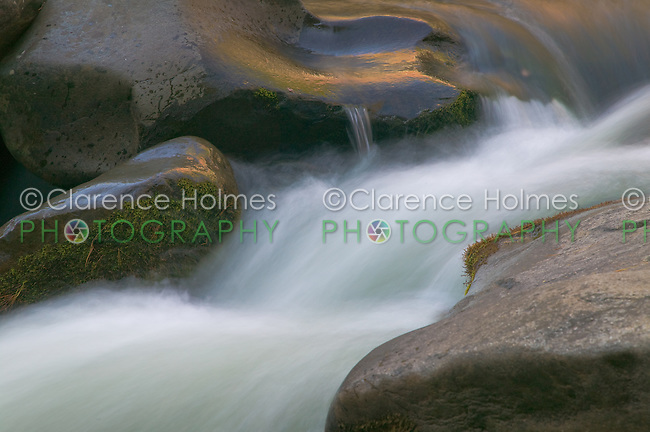 The Sinks cascade on the Little River, Great Smoky Mountains National Park