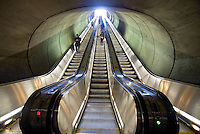 Metro Station Dupont Circle Connecticut Avenue Massachussetts Avenue Washington DC