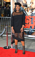 Ta'Rhonda Jones at the world premiere for &quot;Fist Fight&quot; at the Regency Village Theatre, Westwood, Los Angeles, USA 13 February  2017<br /> Picture: Paul Smith/Featureflash/SilverHub 0208 004 5359 sales@silverhubmedia.com